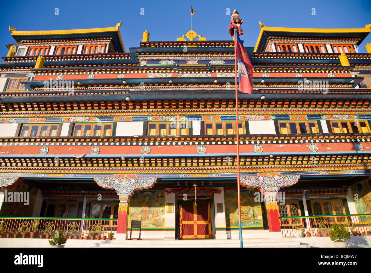 India West Bengal Darjeeling Druk Sangag Choeling Monastery Known