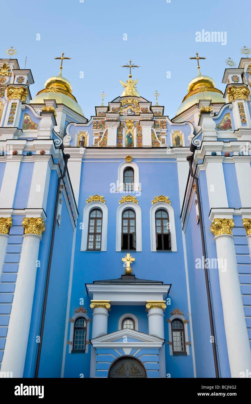 St. Michael's Monastery, Kiev, Ukraine - Stock Image