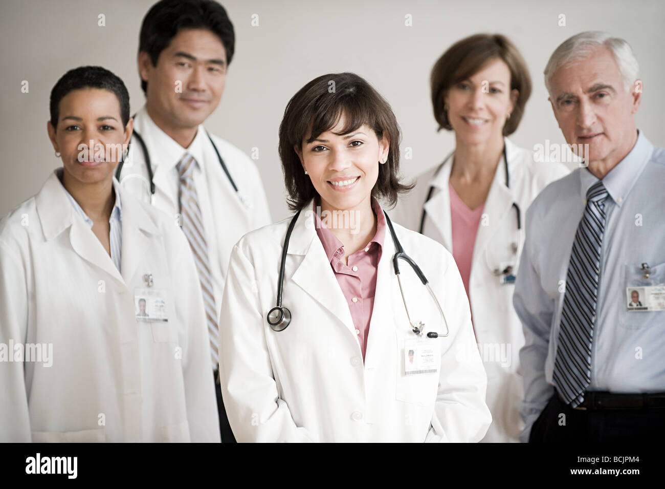Doctors - Stock Image