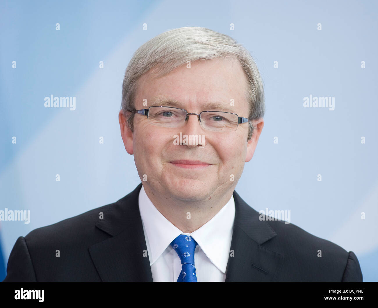 Kevin RUUD , Premierminister von Australien - Stock Image