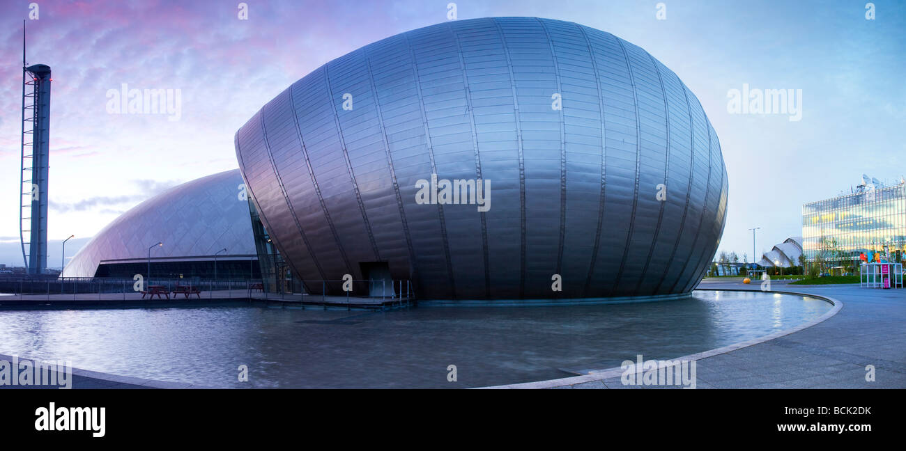 IMax cinema Glasgow Scotland - Stock Image