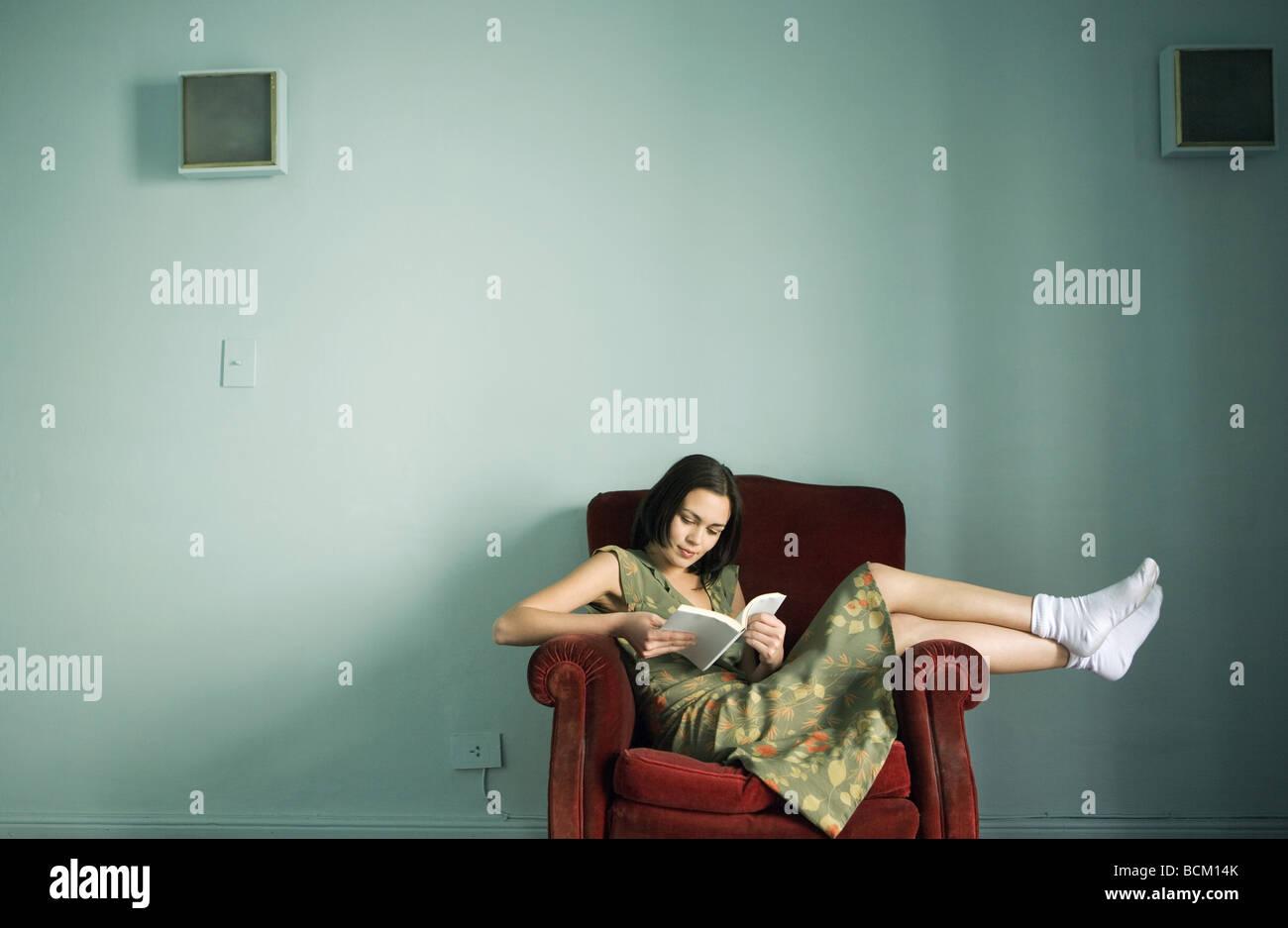 Woman Wearing White Socks Stock Photos Amp Woman Wearing