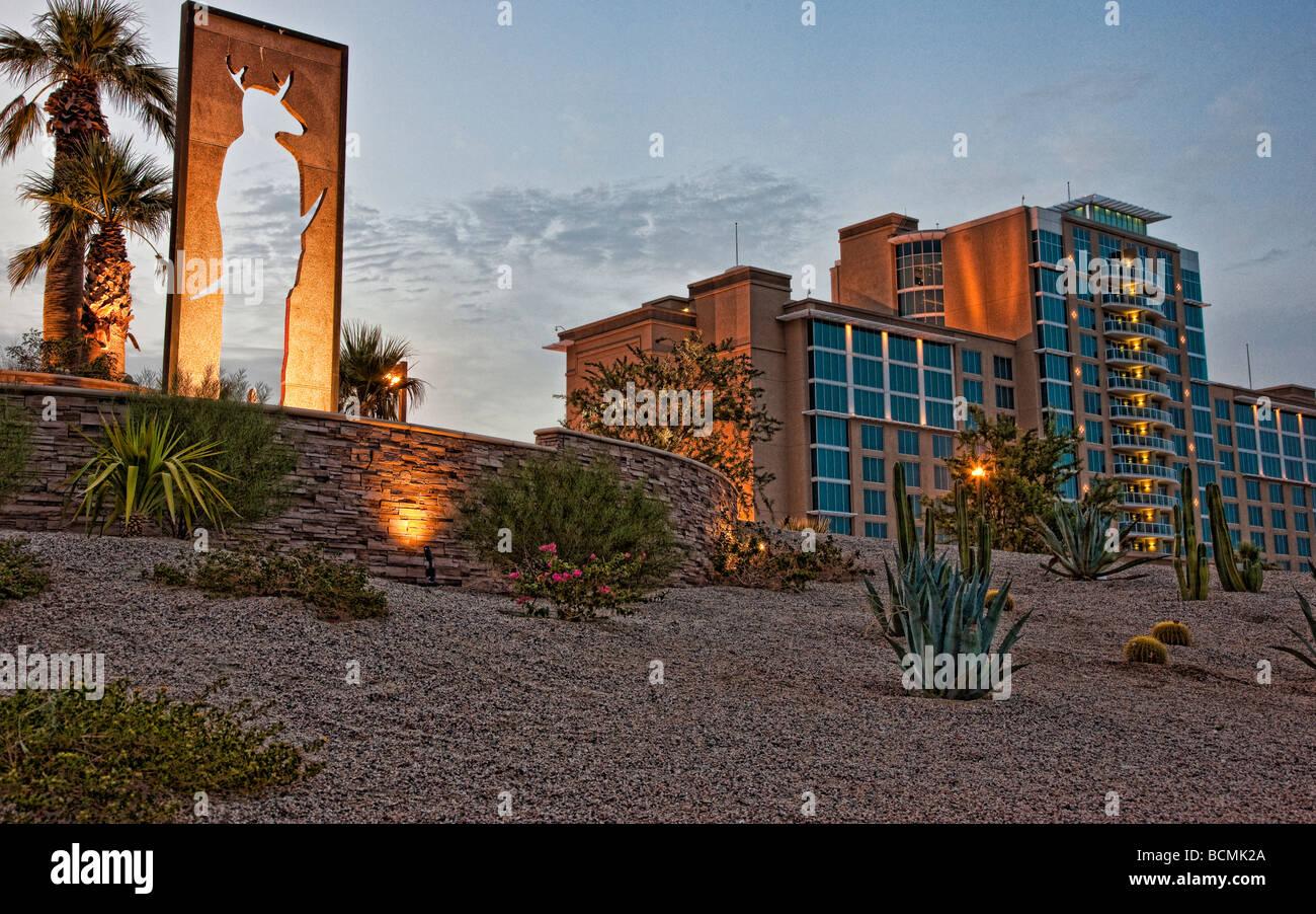 Agua Caliente Hotel, Resort, Spa & Casino - Rancho Mirage, CA - Stock Image