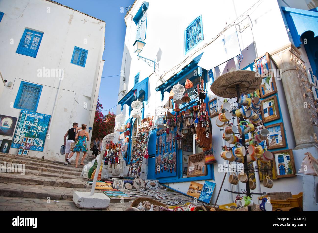 Shop Tunisia Stock Photos Amp Shop Tunisia Stock Images Alamy