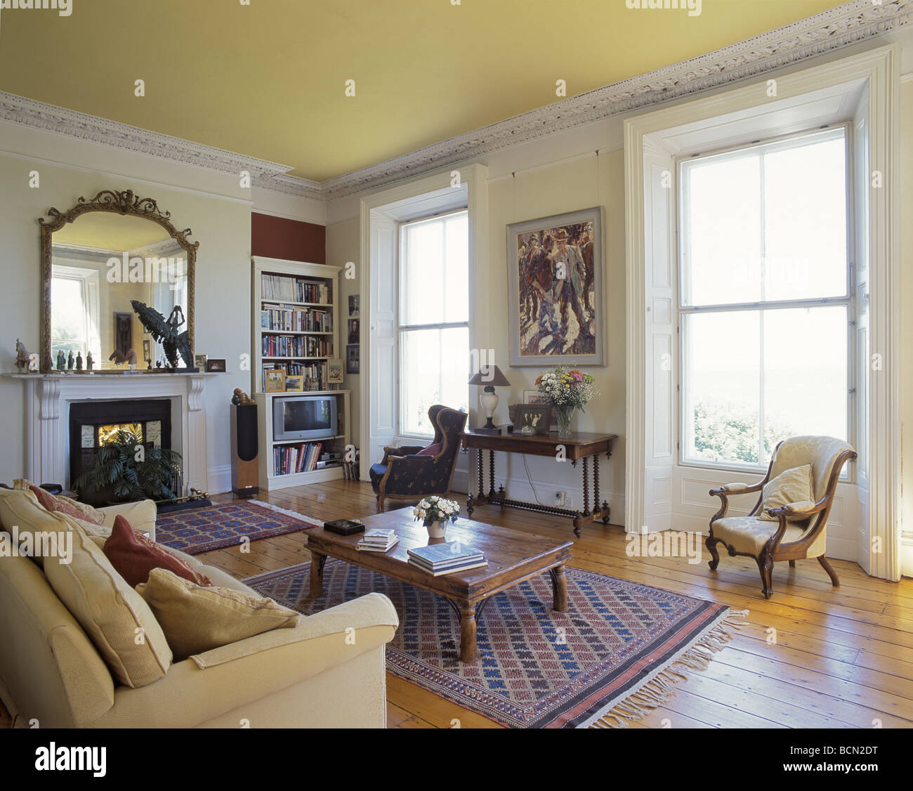 Victorian Sitting Rooms: Victorian Sitting Area Stock Photos & Victorian Sitting