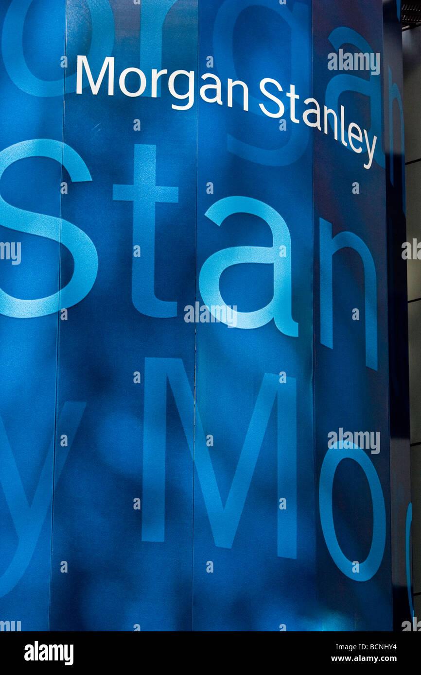 Morgan Stanley Headquarters Stock Photos Amp Morgan Stanley