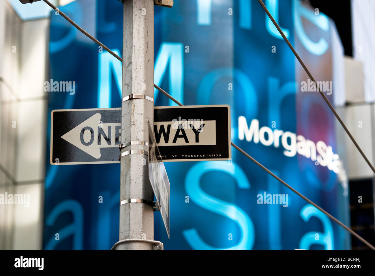 Morgan Stanley Stock Stock Photos & Morgan Stanley Stock Stock