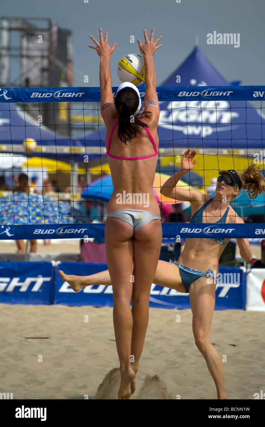 Manhattan Beach Ca Volleyball Tournament
