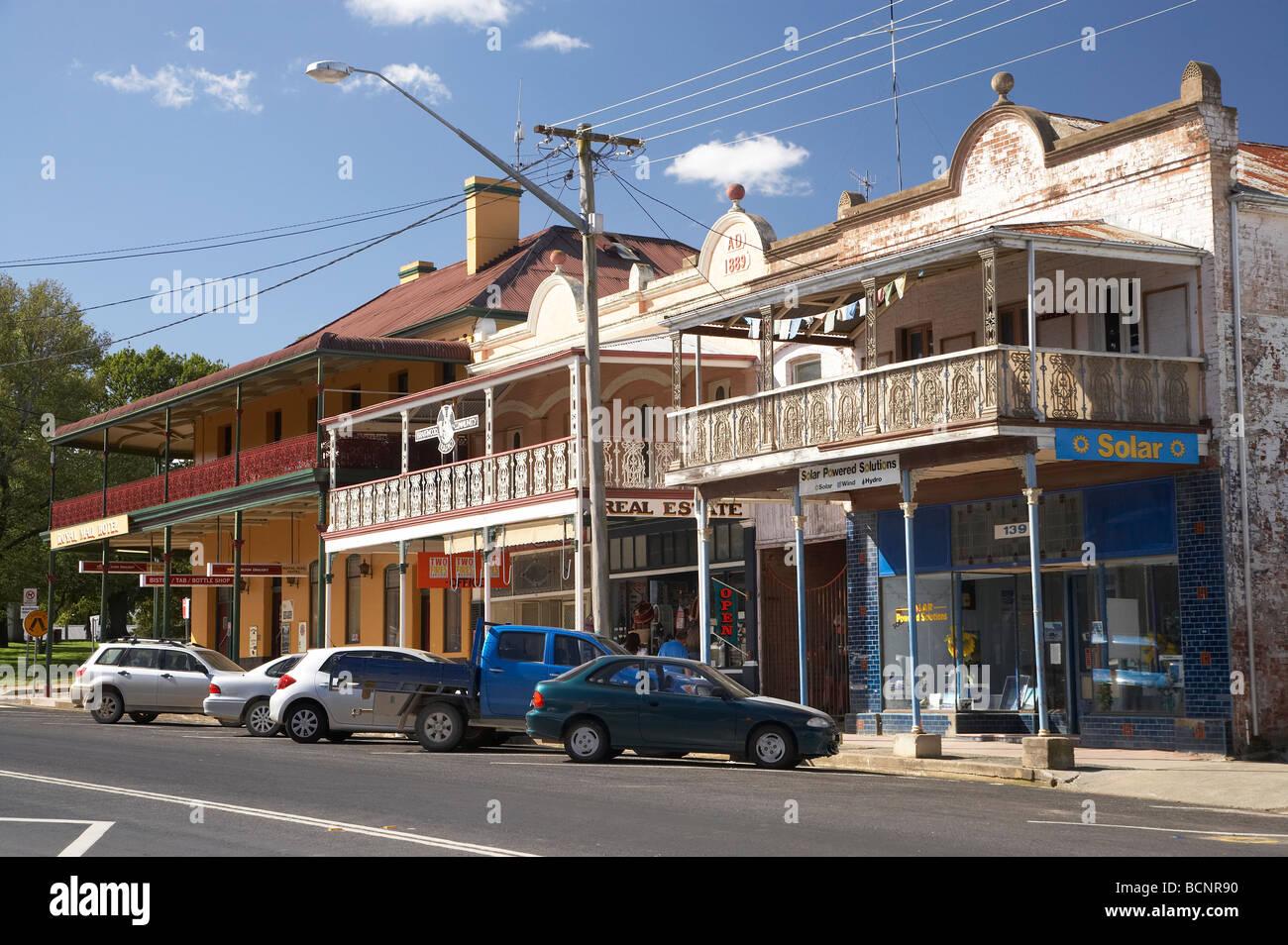 Braidwood australia