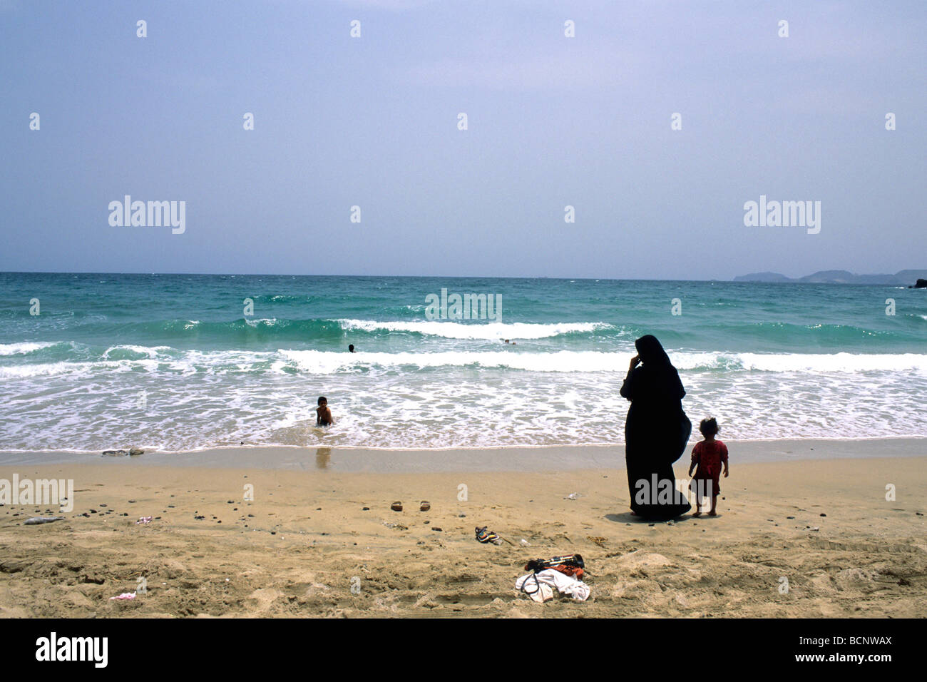yemen aden - Stock Image