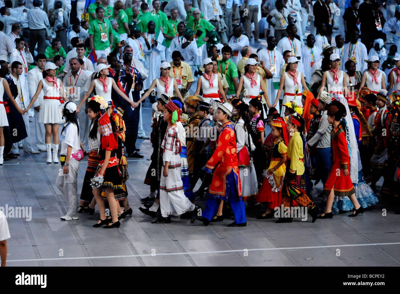 china 2008 olympics game