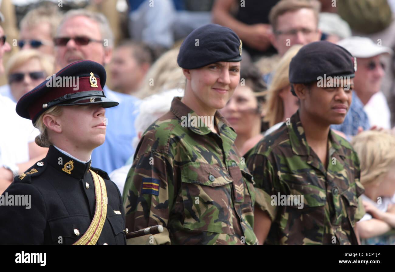 British army - Stock Image