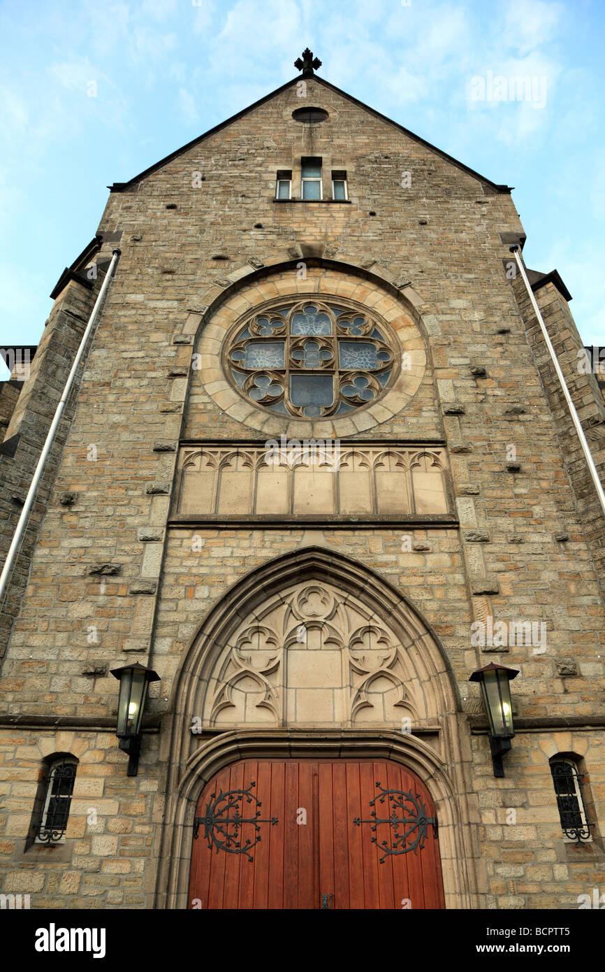 Katholische Kirche Sankt Kamillus, Krankenhauskapelle des Kamillushauses, Fachklinik fuer Suchterkrankungen, Essen Stock Photo