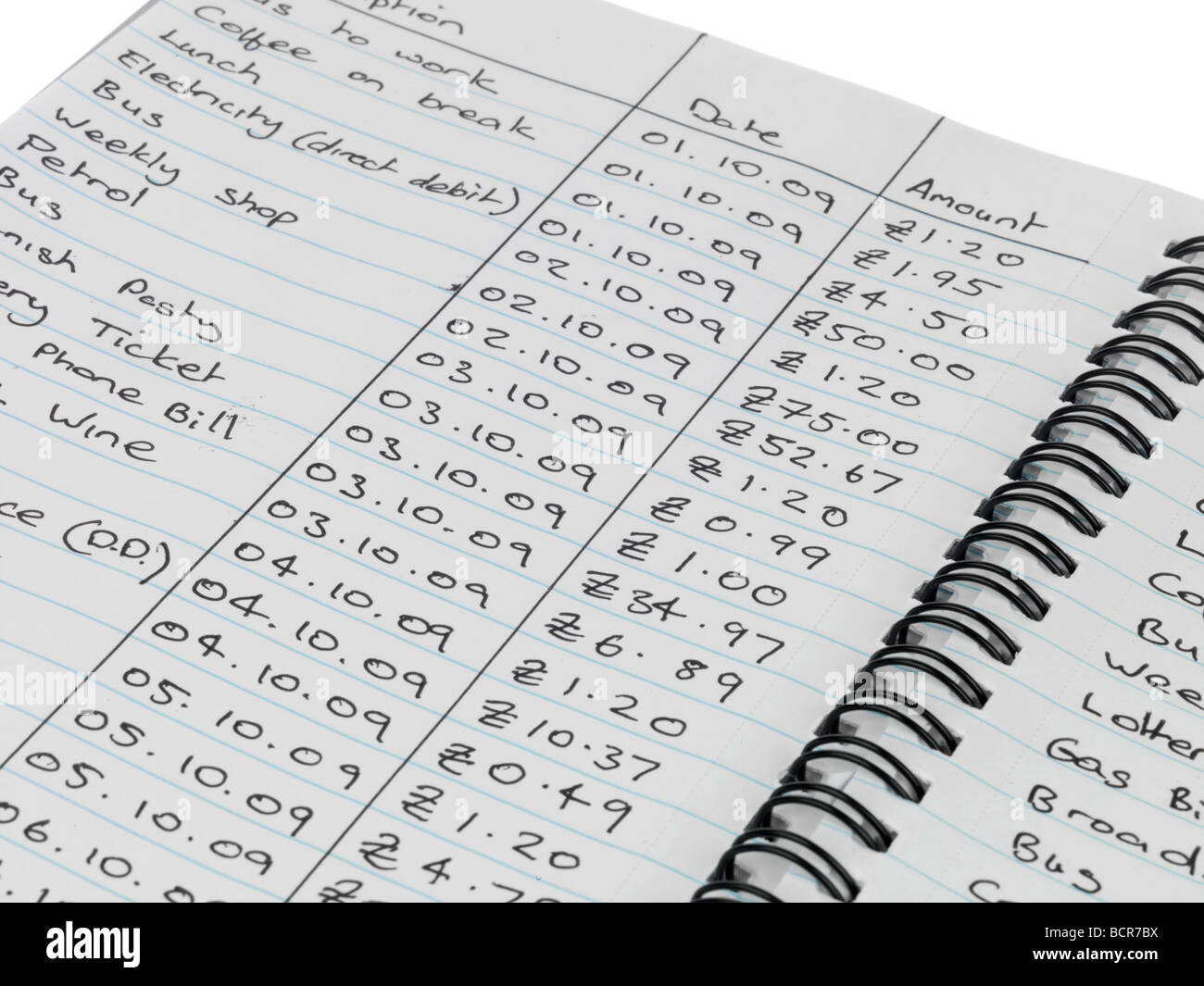 cash book stock photos cash book stock images alamy