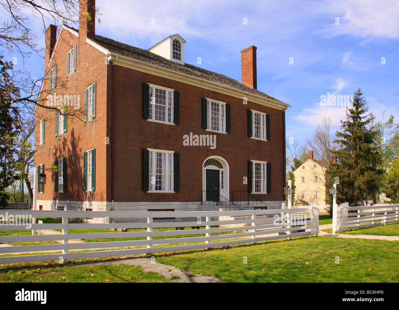 Shaker Hill Architecture Stock Photos & Shaker Hill Architecture ...