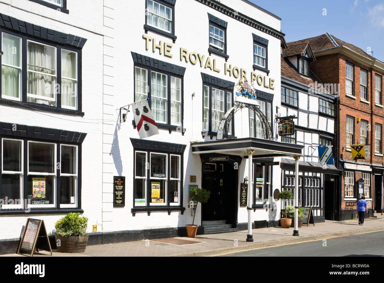 Royal Hop Pole Hotel Tewkesbury