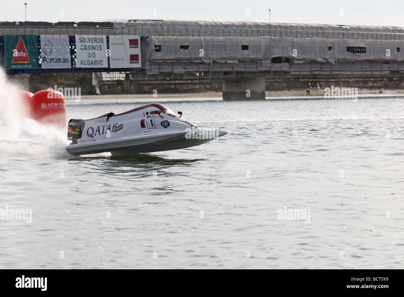 F1 Powerboat Grand Prix of Portugal - Stock Image