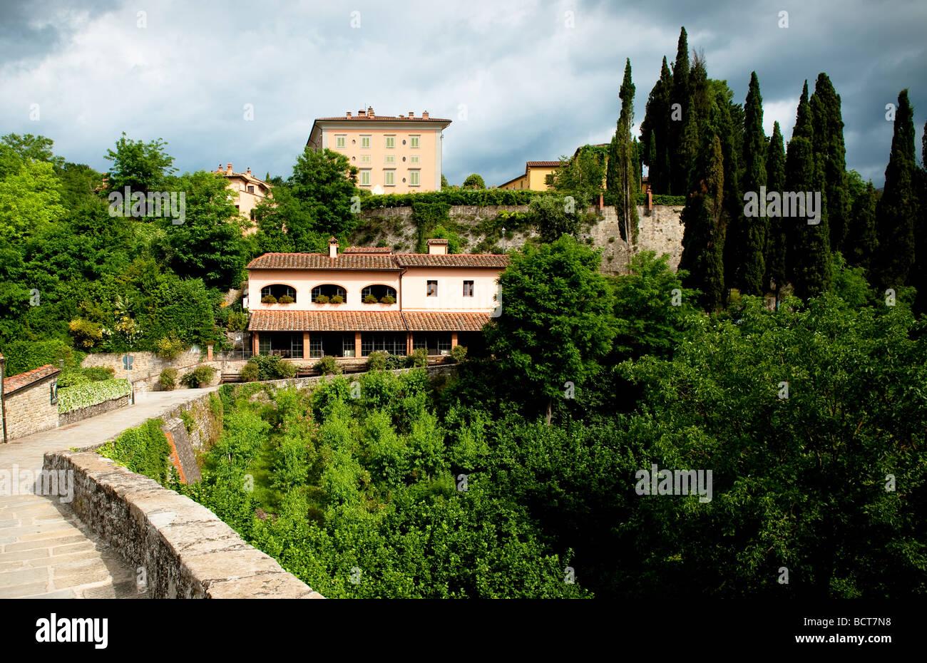 Il Borro, Ferragamo Estate, Chianti, Tuscany, Italy - Stock Image