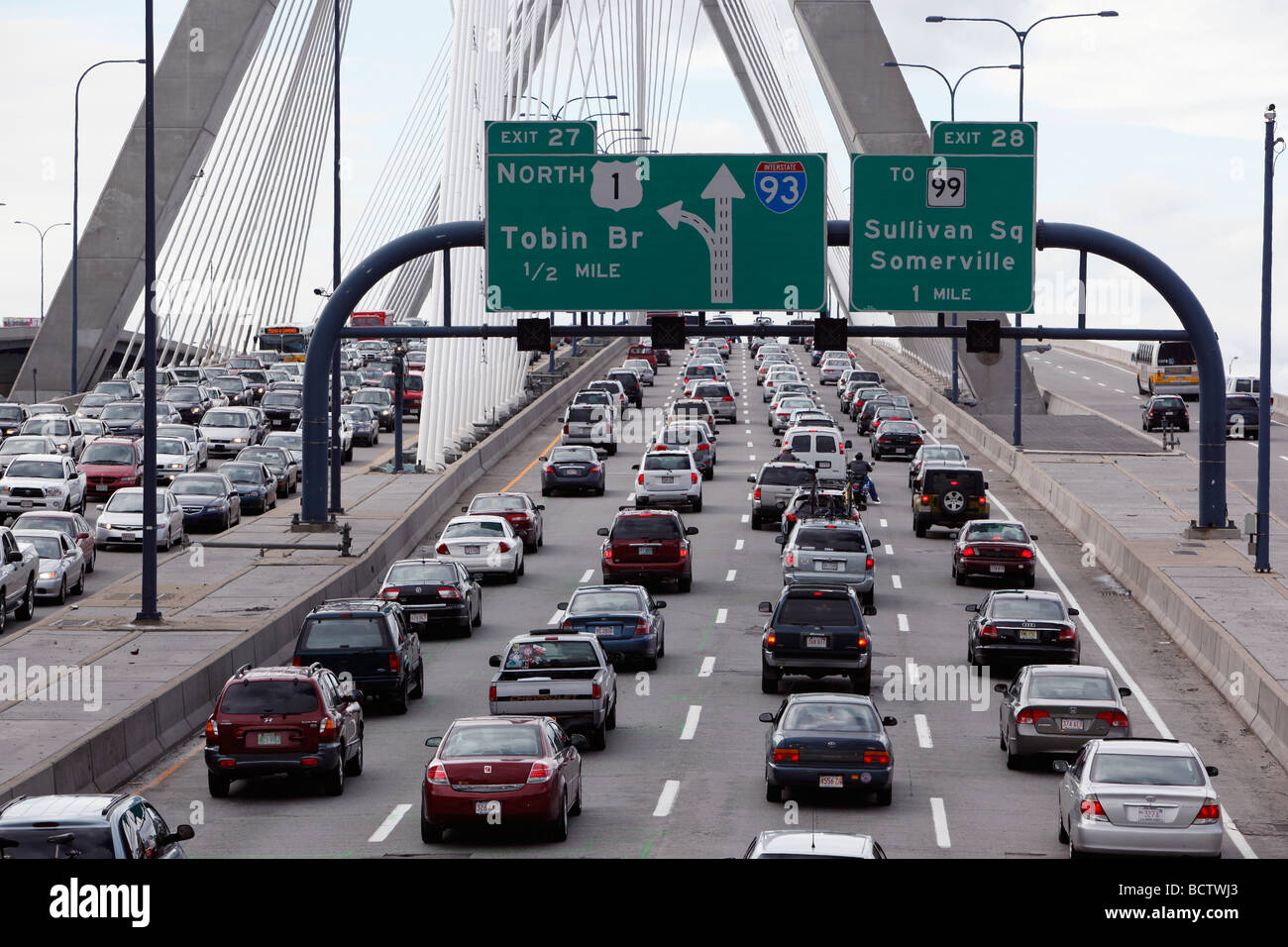 Rush Hour Traffic Stock Photos & Rush Hour Traffic Stock Images - Alamy