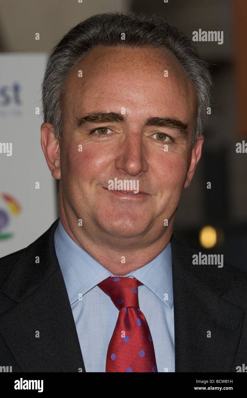 LONDON 28 May Pic shows James Mates attending the breathing life awards Hilton Metropole London 28th of May 2009 - Stock Image