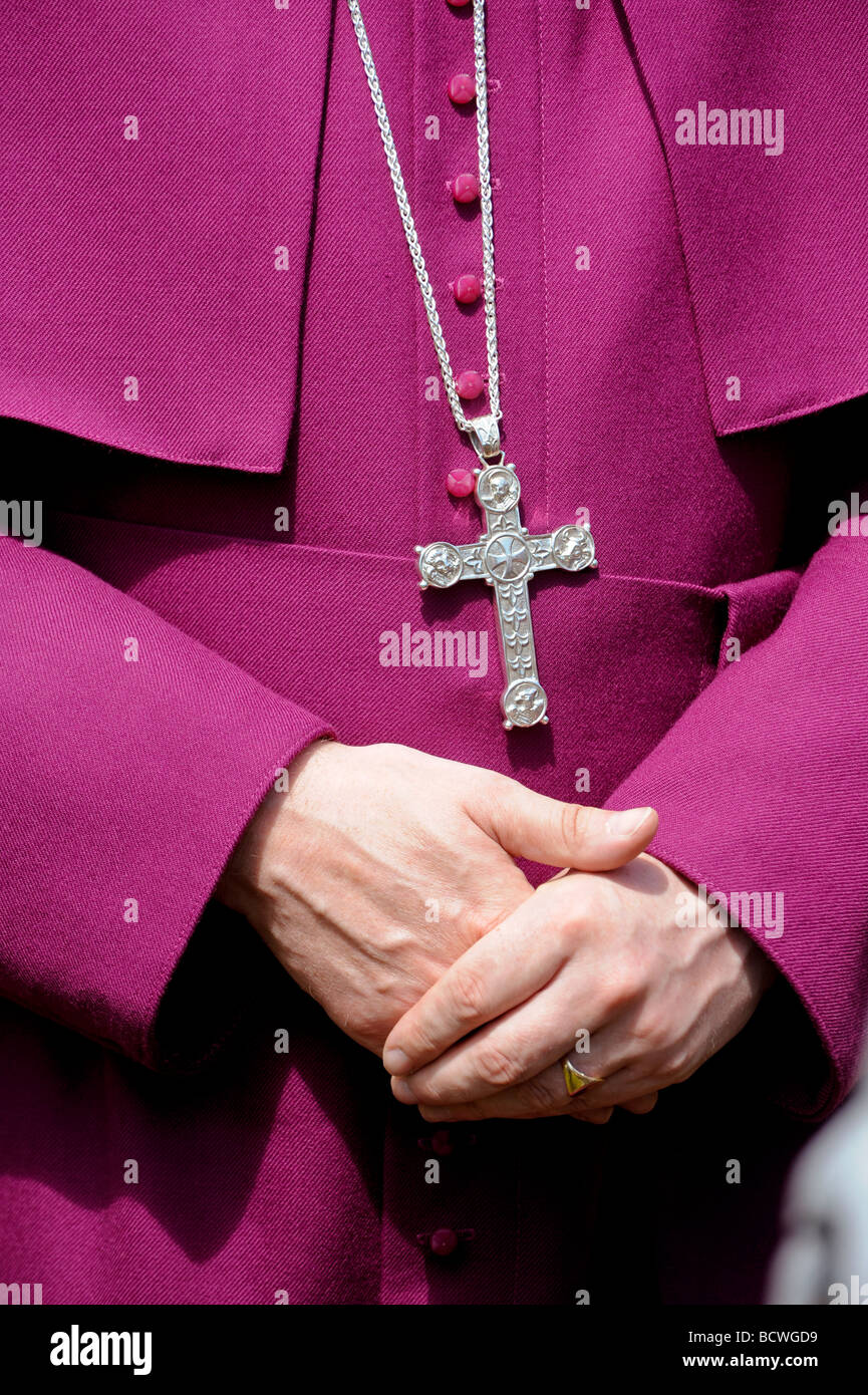 Purple Robes Stock Photos & Purple Robes Stock Images - Alamy