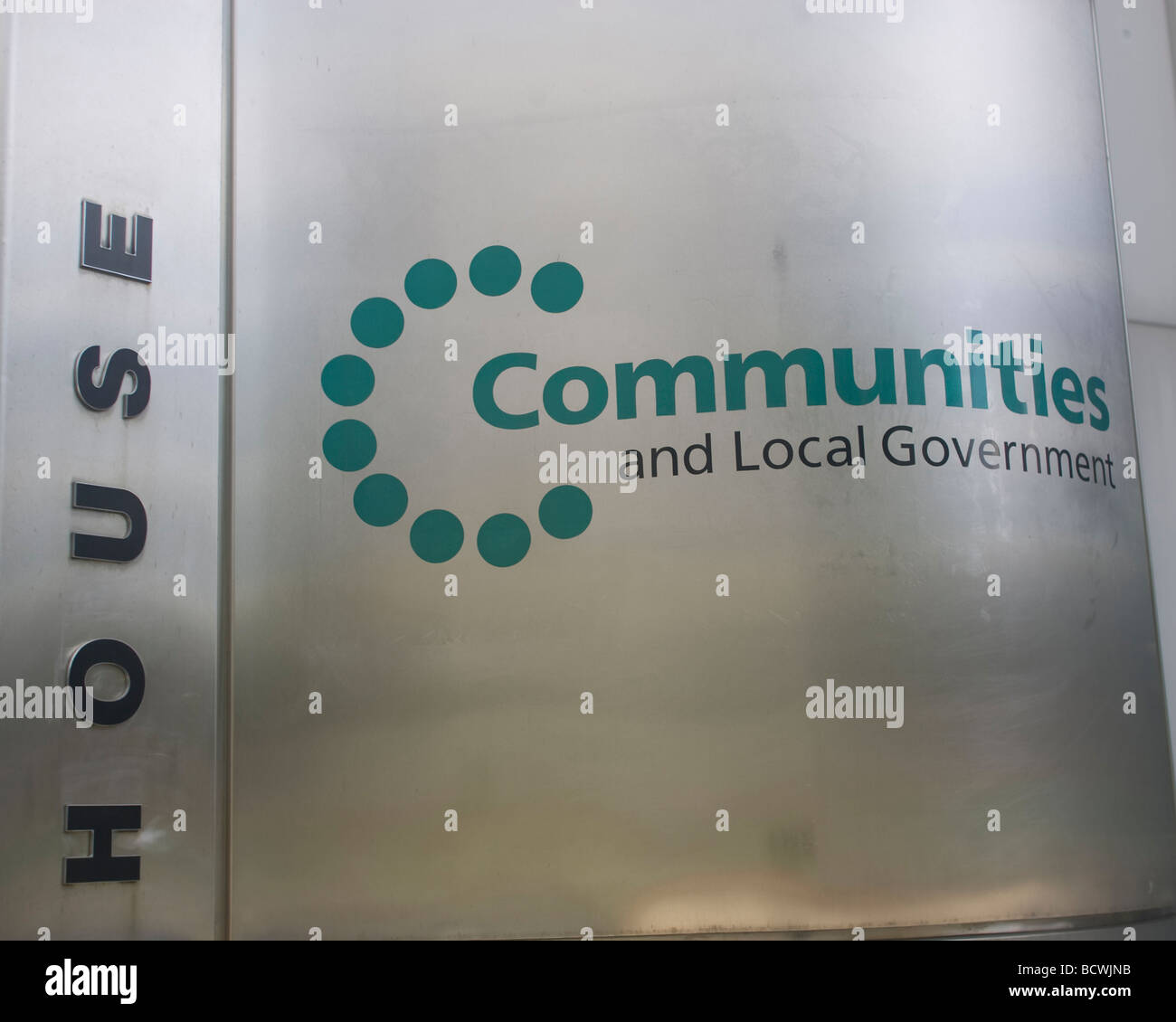Eland House, Department for Communities and Local Government - Stock Image
