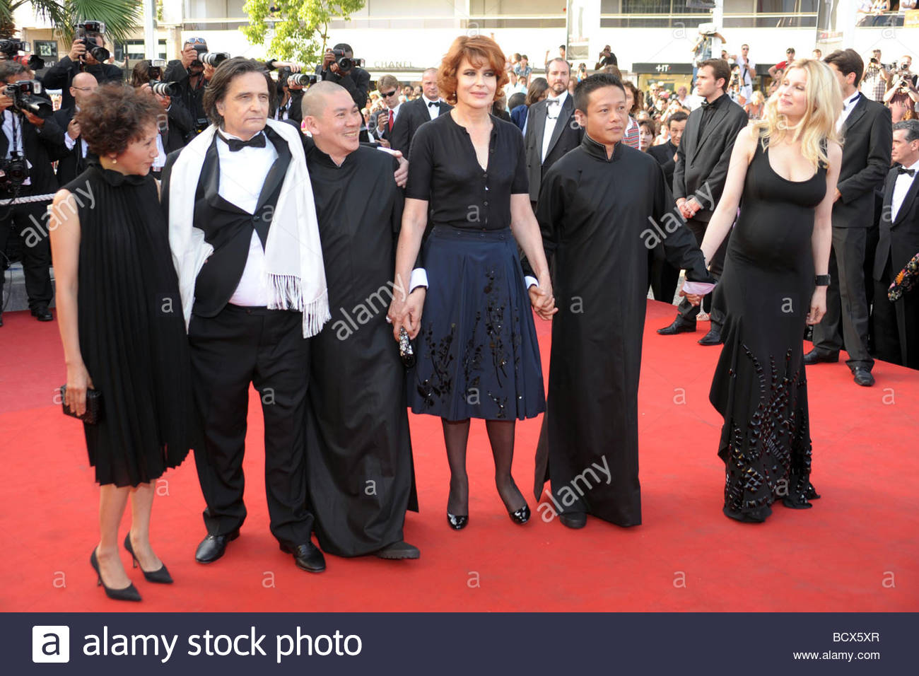 cannes 2009, 62nd cannes film festival - Stock Image