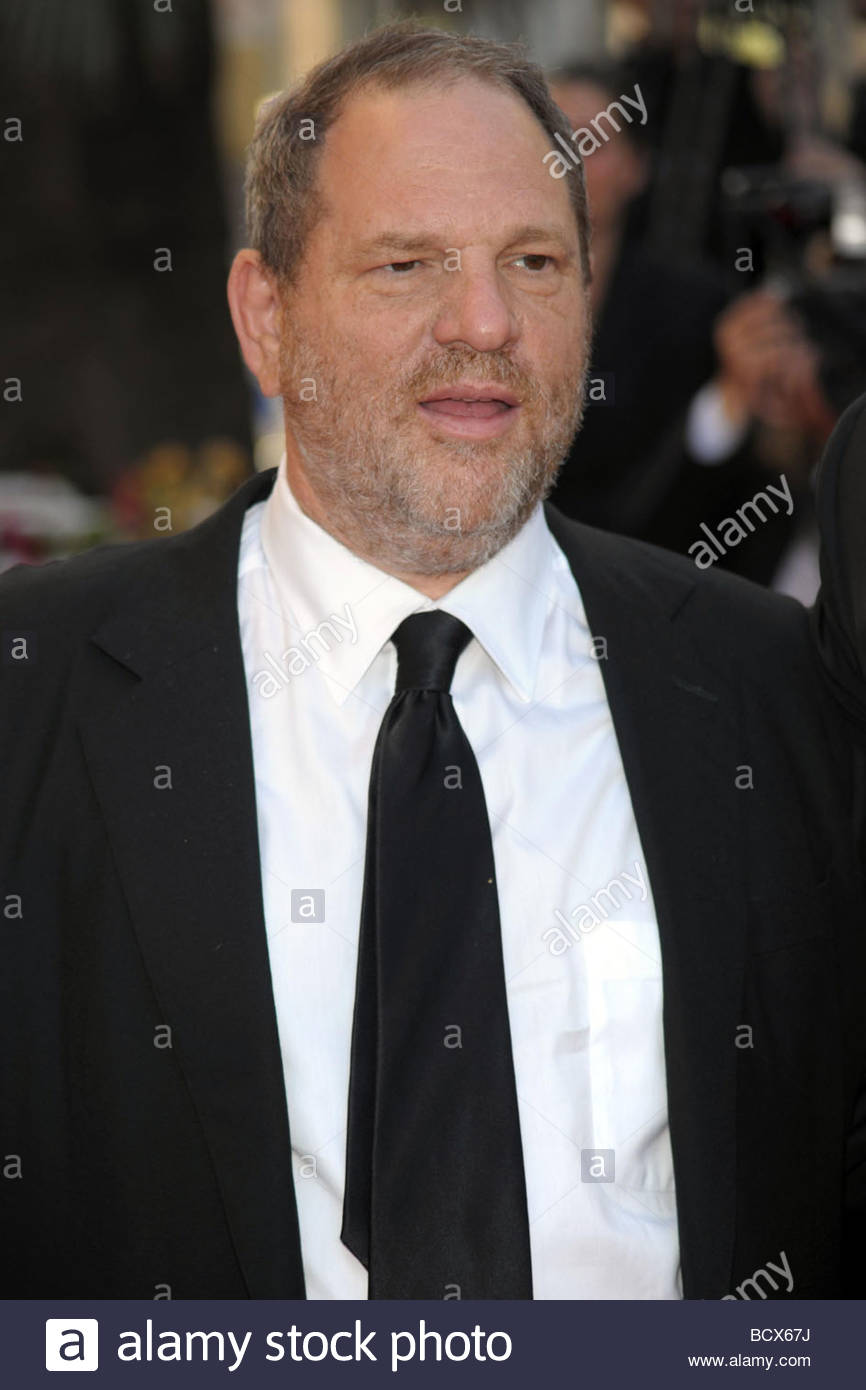harvey weinstein, cannes 2009, 62nd cannes film festival Stock Photo