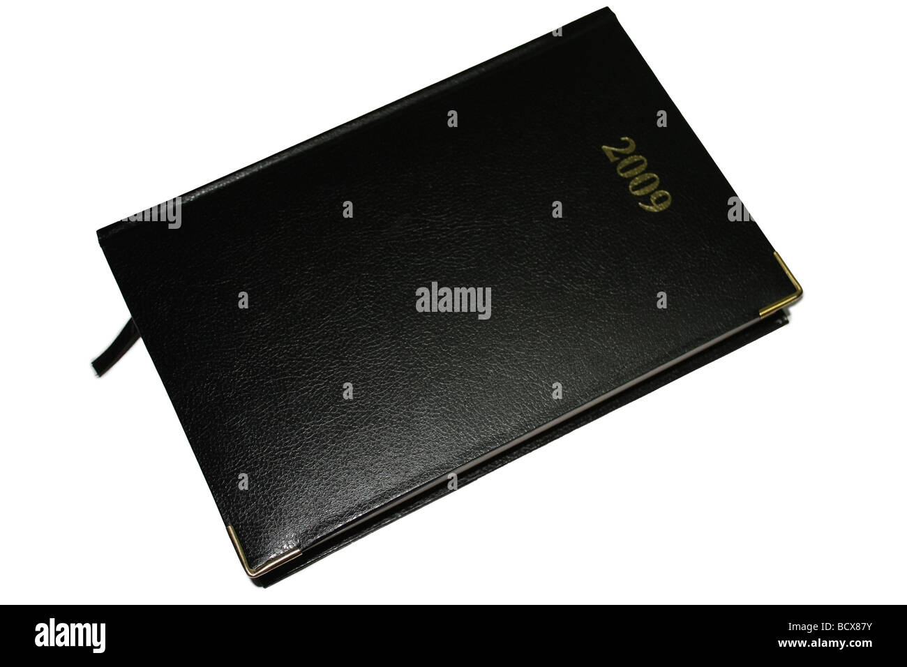 Diary given for Alamy Employees - Stock Image