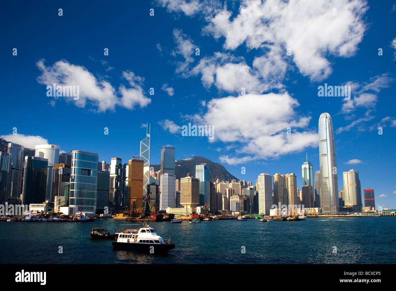 Hong Kong,China - Stock Image