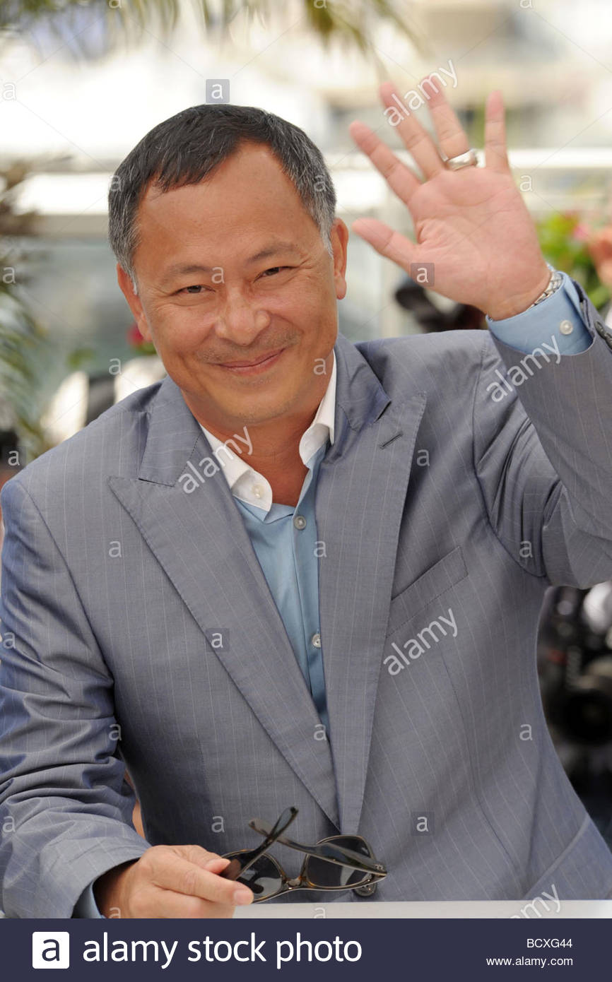 johnnie to, cannes 2009, 62nd cannes film festival - Stock Image