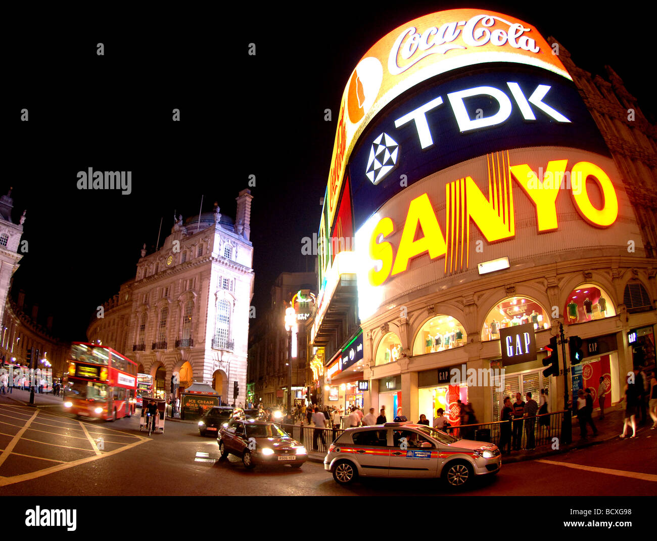 piccadilly - Stock Image