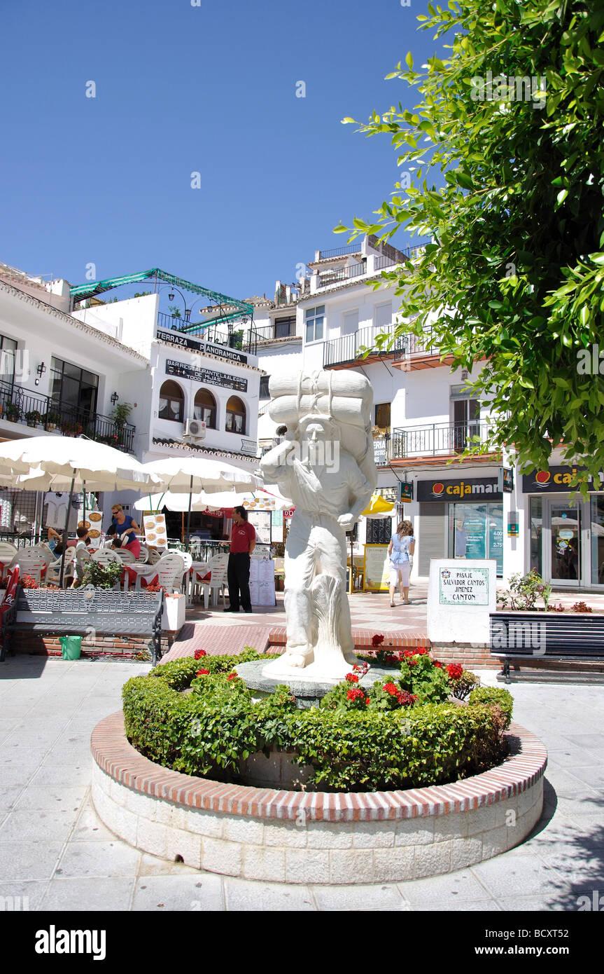 Mijas Spain Square Stock Photos Amp Mijas Spain Square Stock