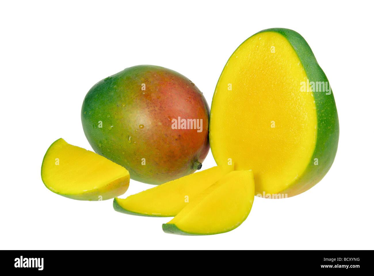 Mango 06 - Stock Image