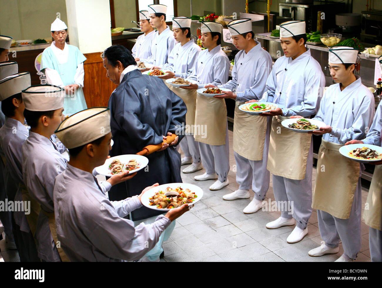 Sik Gaek Le Grand Chef Year 2007 Director Jeon Yun Su Stock