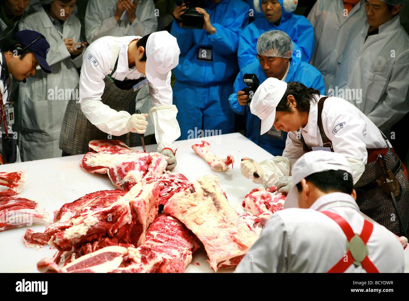 Sik Gaek Le Grand Chef Year 2007 Director Jeon Yun Su Kim Stock