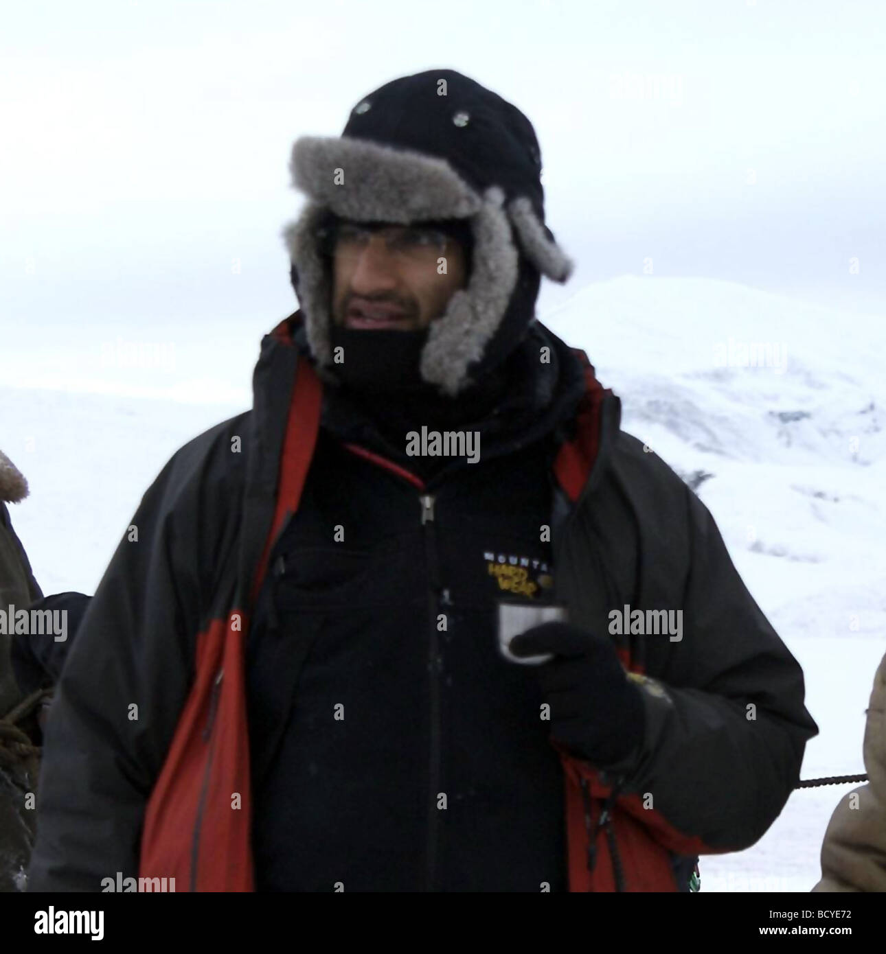 Far North Year : 2007 Director : Asif Kapadia Asif Kapadia Shooting picture - Stock Image