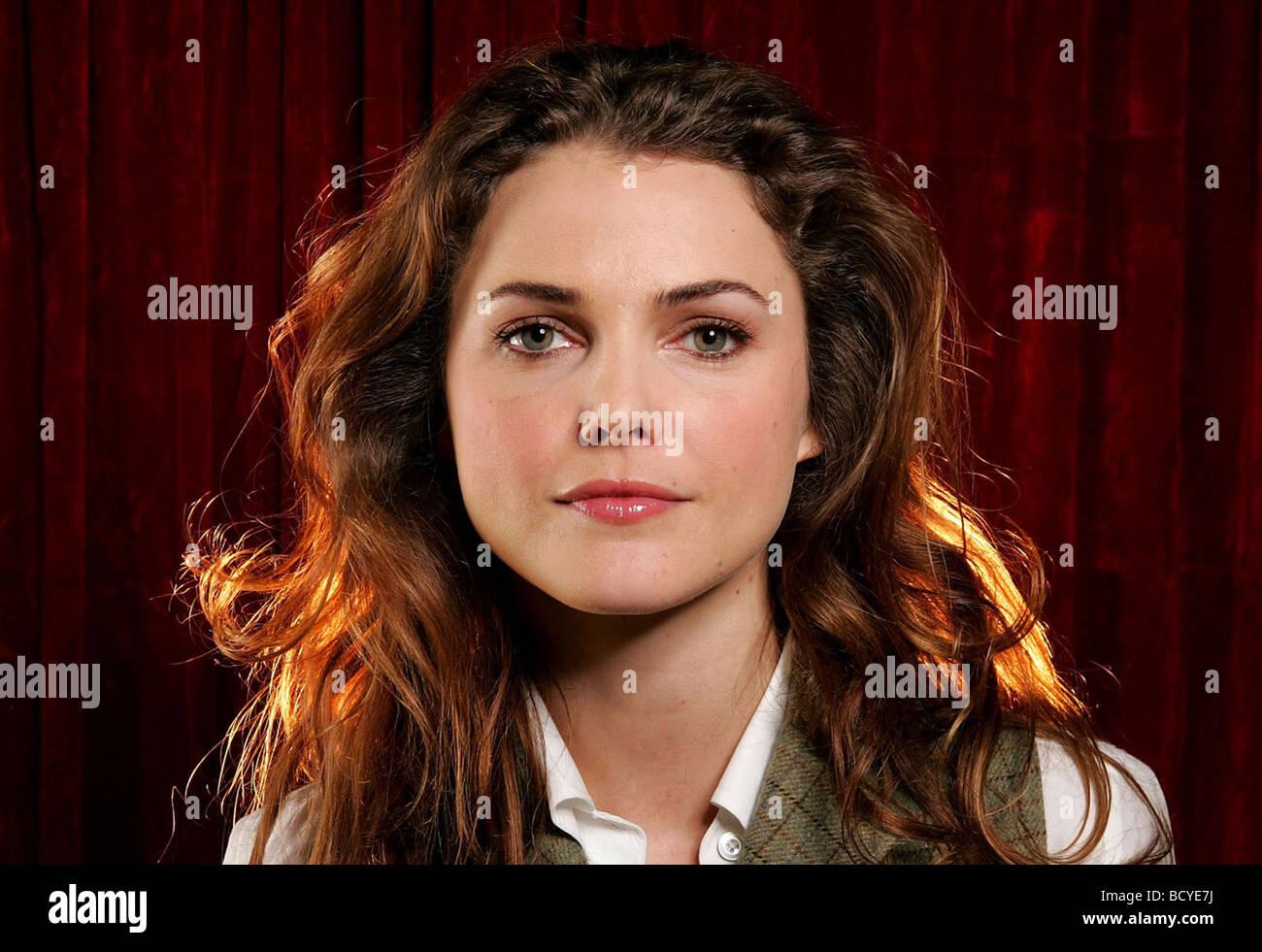 Felicity (TV series ) Year : 1998 - 2002 Creator : J.J. Abrams Keri Russel - Stock Image
