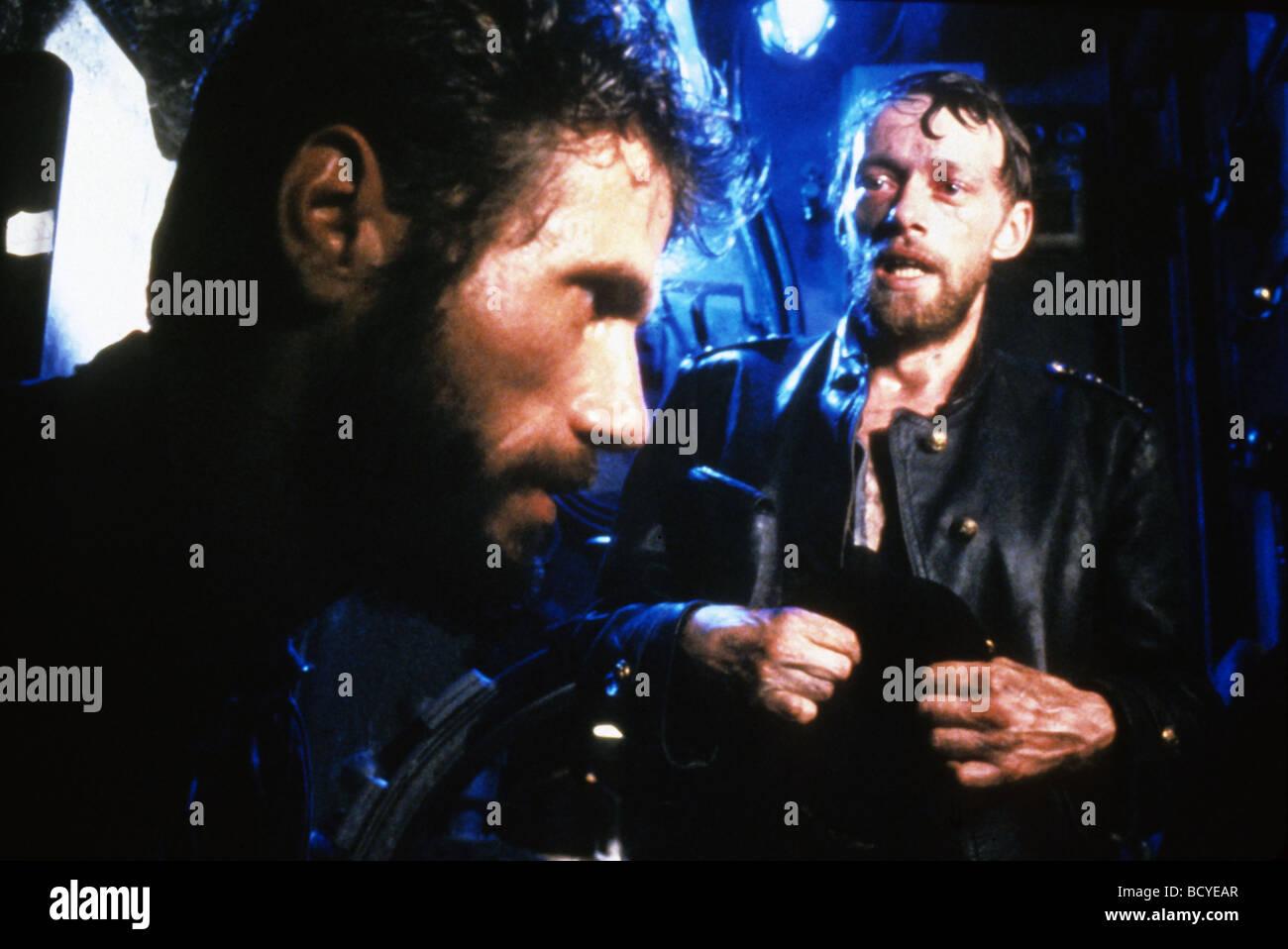 Das Boot Year :1981 Director : Wolfgang Petersen Jurgen Prochnow, Herbert Grönemeyer, - Stock Image