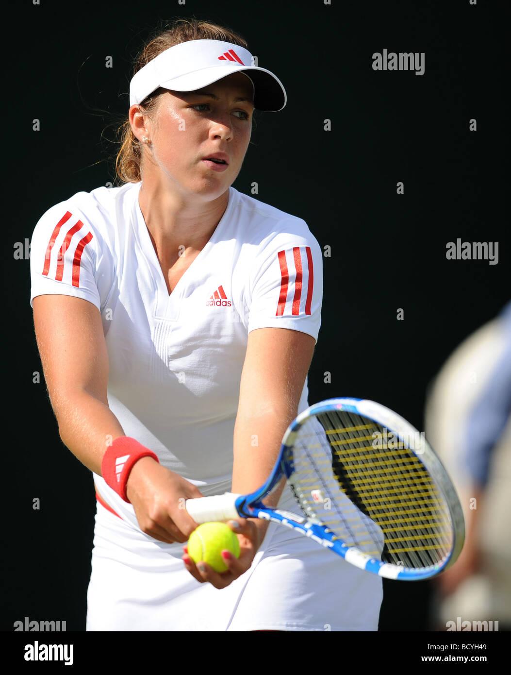 Anastasia Kuznetsova RUS 2009