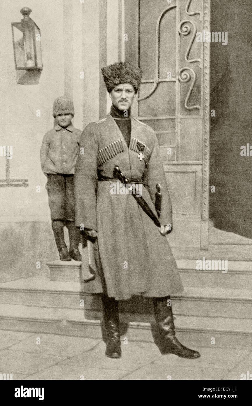 Grand Duke Michael Mikhailovich of Russia