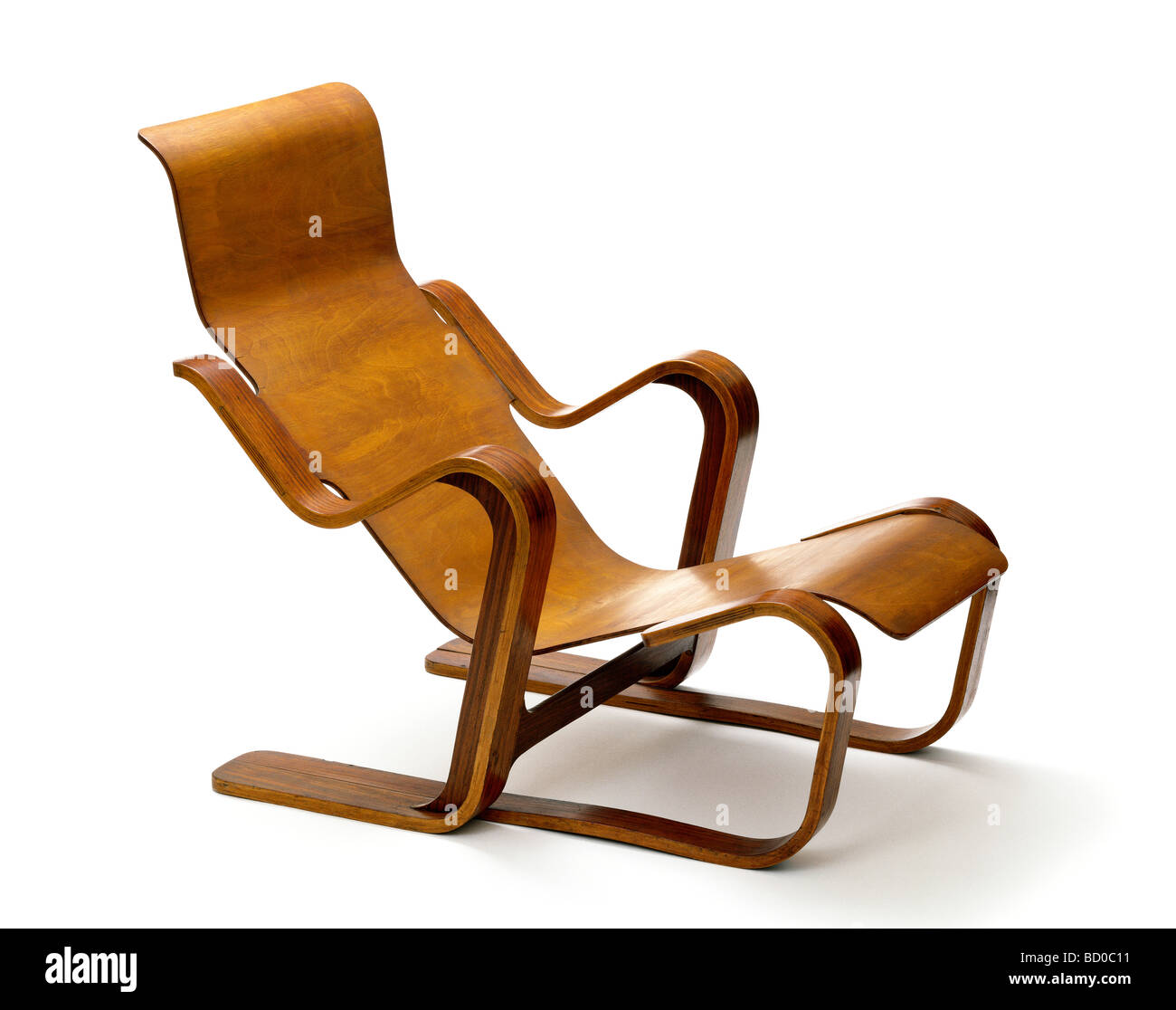 Chair By Marcel Breuer. London, Britain, 1936   Stock Image