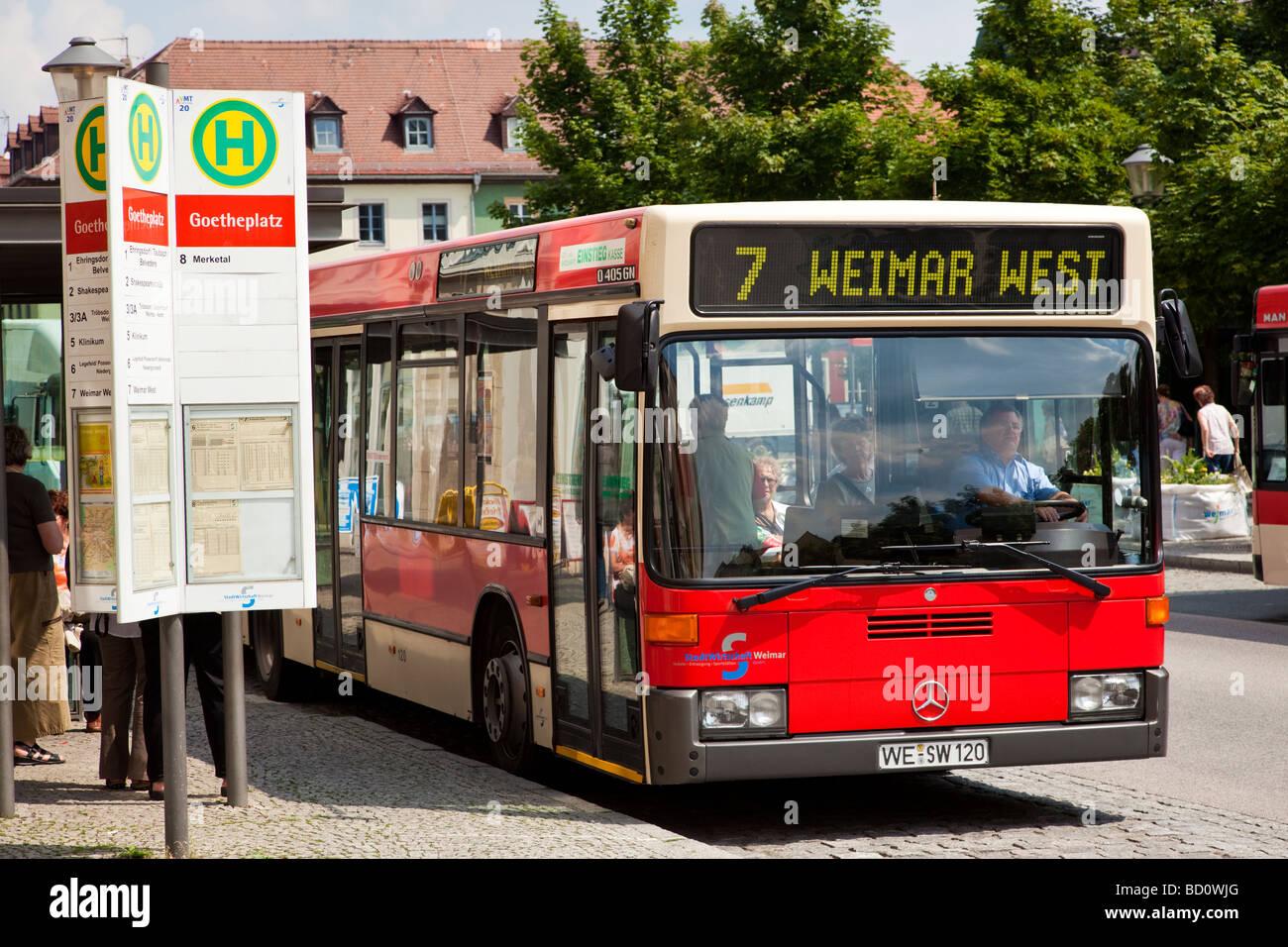 German Bus Stock Photos Amp German Bus Stock Images Alamy