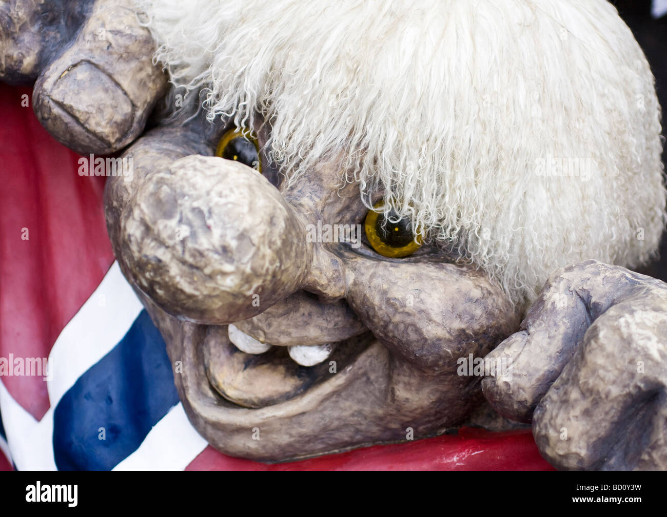 A norweigan national treasure, the Troll - Stock Image