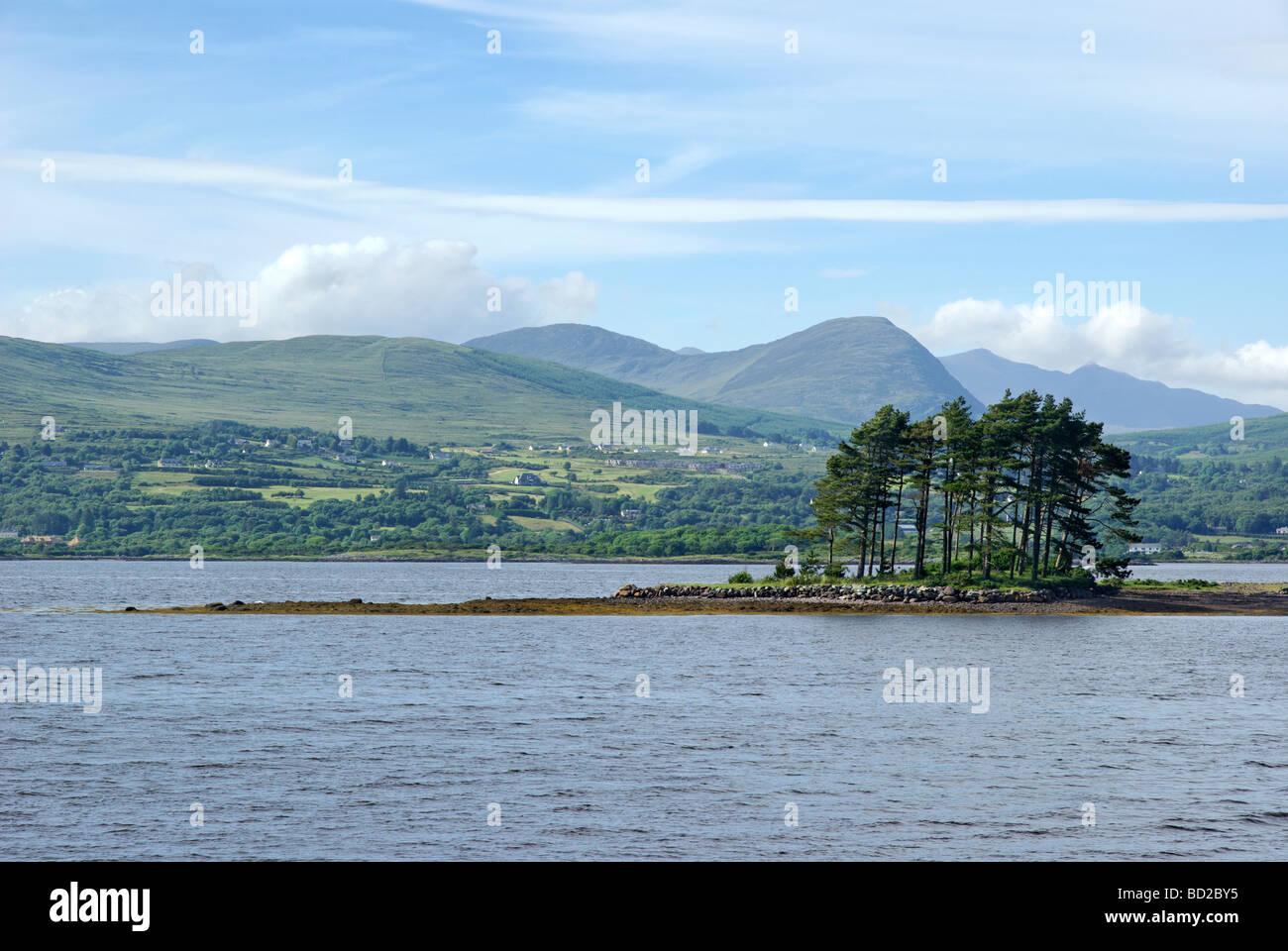 Beara peninsula, Kerry, Ireland - Stock Image