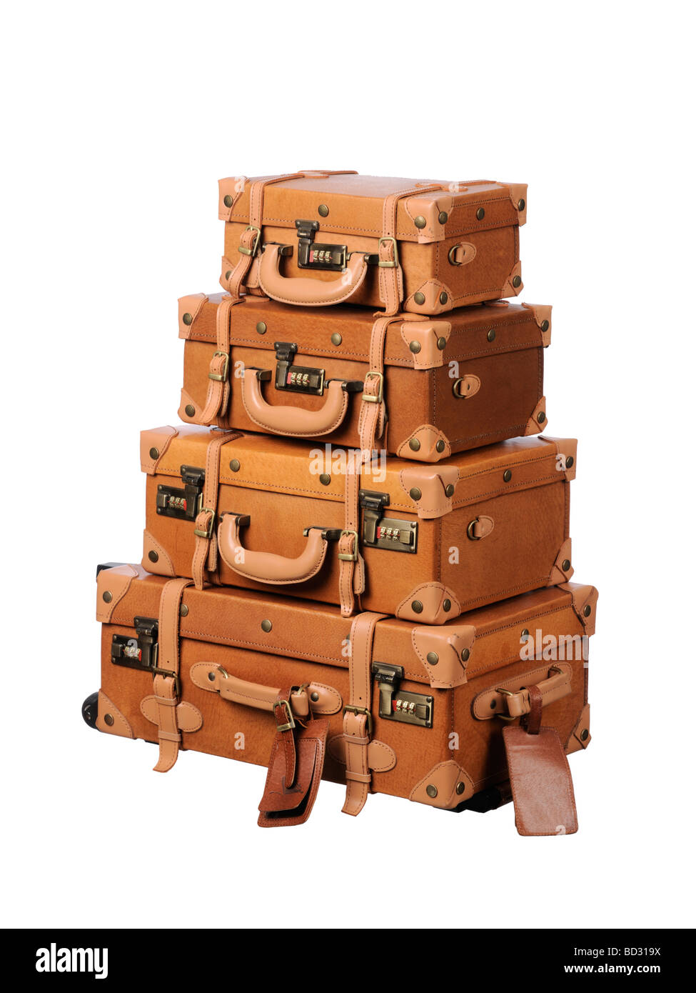 Travel bags - Stock Image