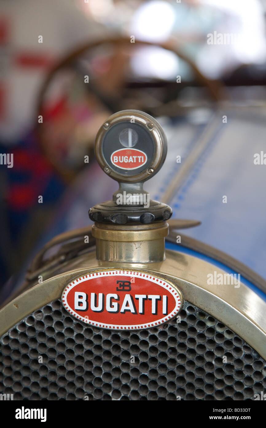 Bugatti Logo Stock Photos Bugatti Logo Stock Images Alamy