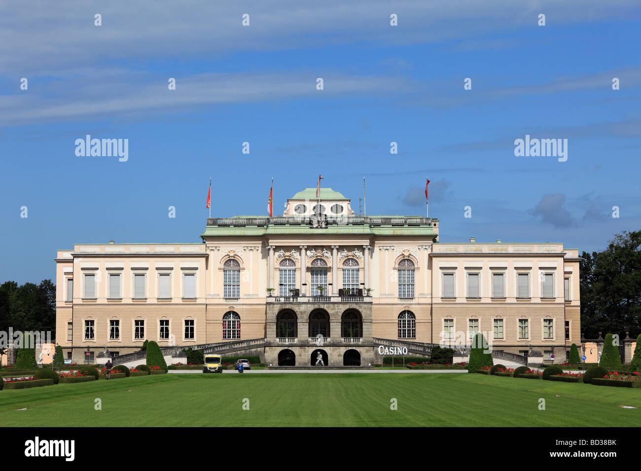 casino salzburg schloss klessheim adresse
