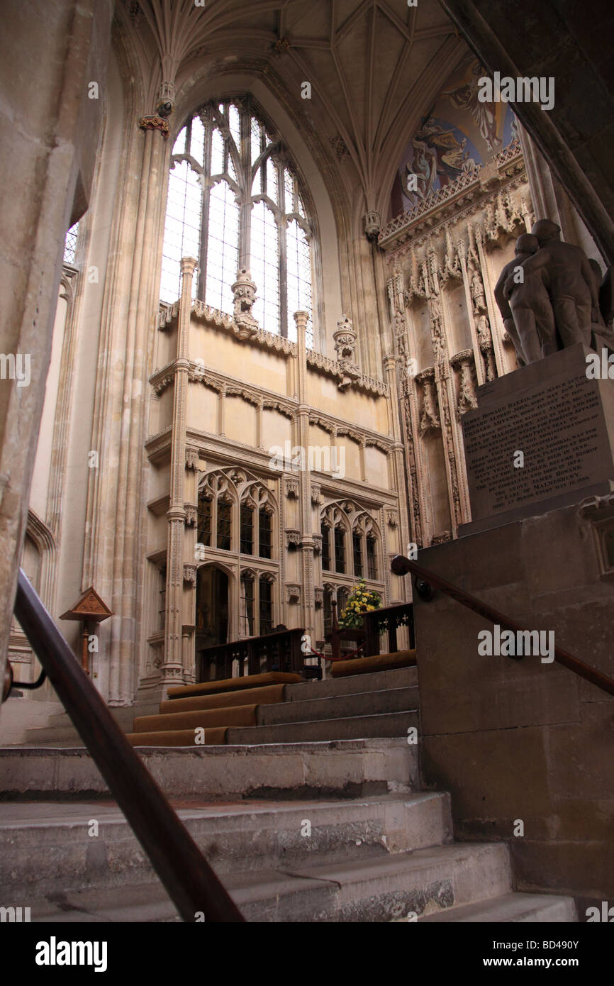the history of the pipe organ of christchurch priory