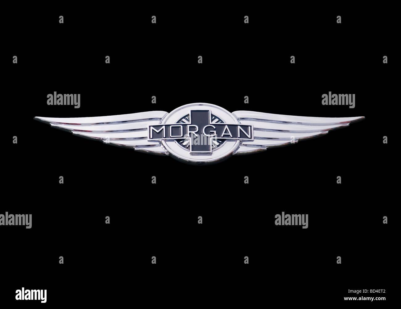 Morgan Cars Badge Logo Stock Photo 25300354 Alamy